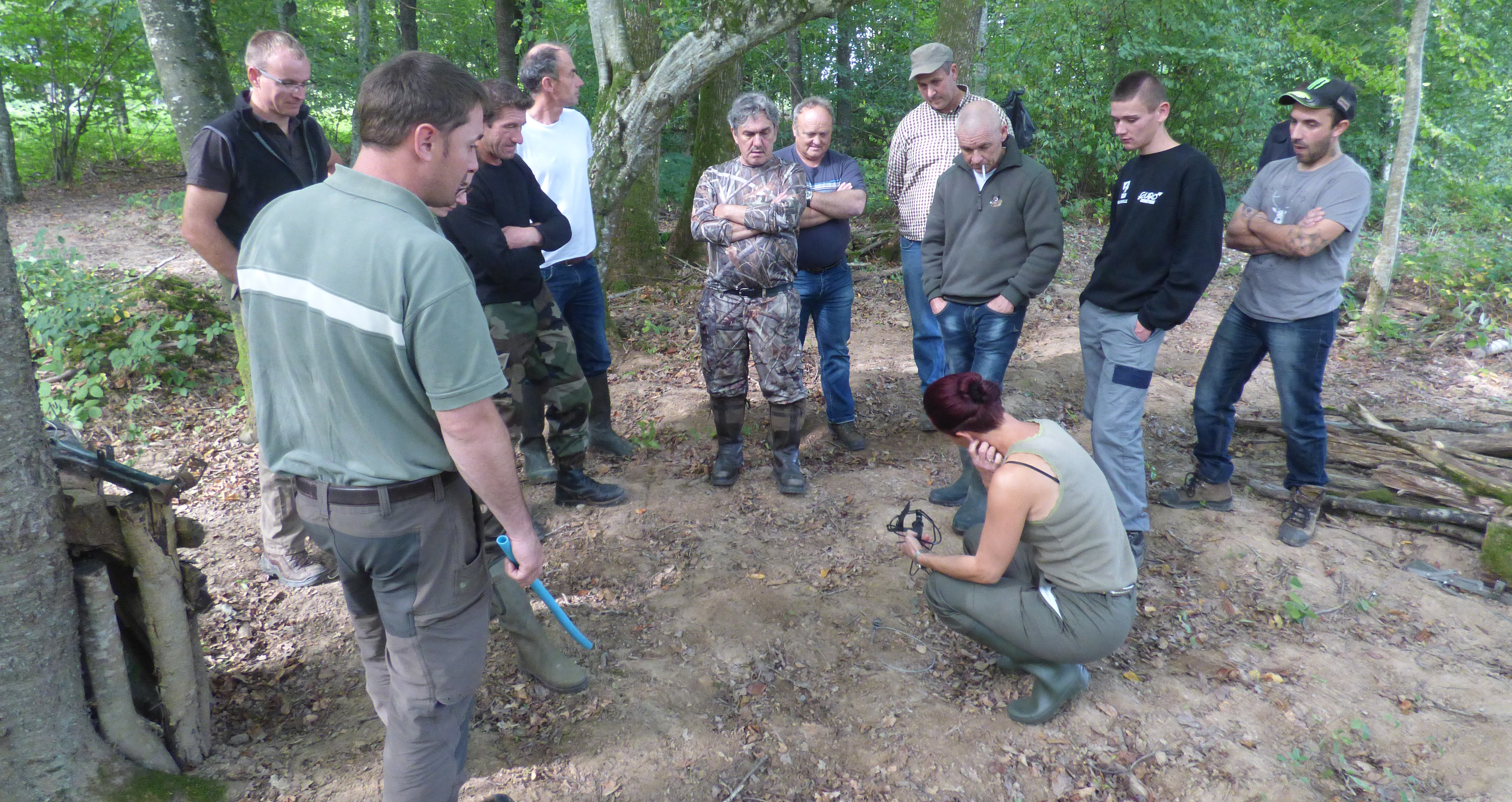 Participez une formation en 2016 chasseurs de l 39 est - Office national de la chasse et de la faune sauvage ...